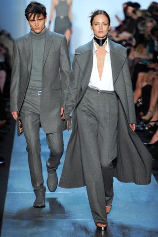 Michael Kors, Fall 201.  NY Fashion Week.