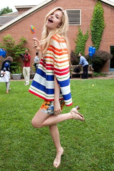 Stella McCartney Spring 2012 : Secret Garden Party!