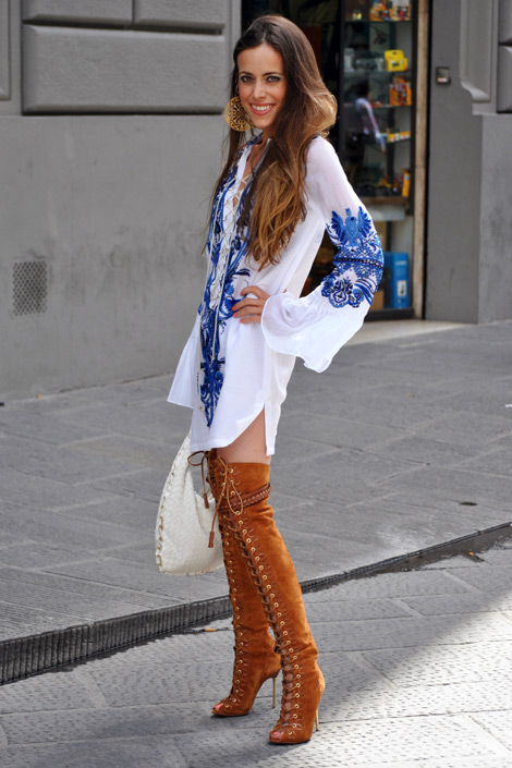 Muse of the Streets! Street Chic by Sandra-Bauknecht.