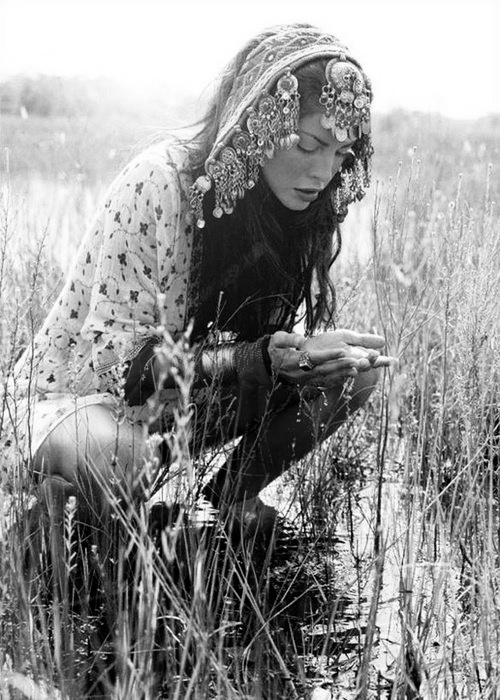 Style Inspiration. The Gypsy Look!