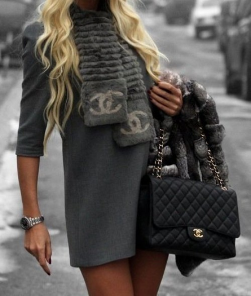 StreetStyle, made by Chanel.