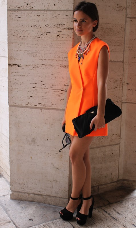 NYC Fashion Week. Divine Style by Miroslava Duma