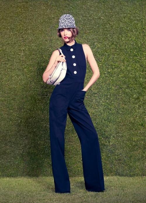 Sophia Coppola for Louis Vuitton. Resort 2012