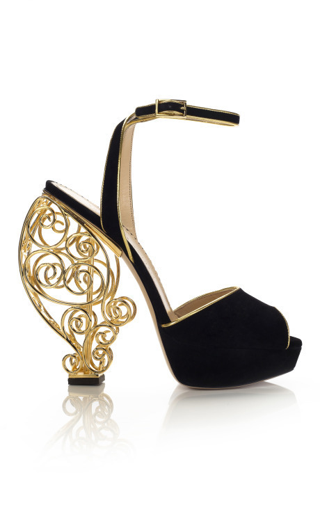 Charlotte Olympia SS 2012!
