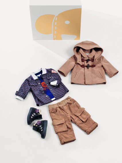 Keep Your Babies Warm & Stylish!
