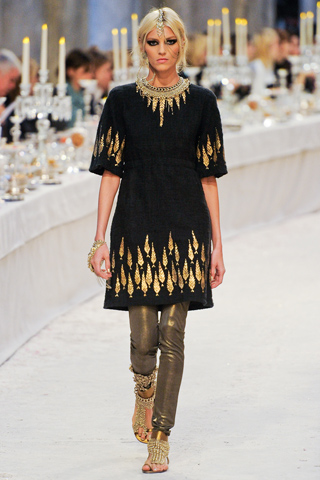 Chanel Pre – Fall 2012, Paris- Bombay
