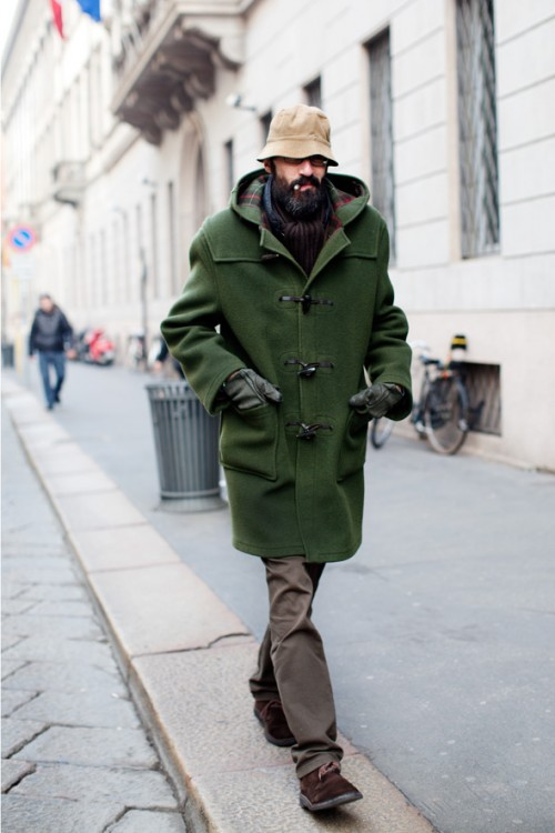 This is a man&39s world. The Montgomery / Duffle Coat we all love