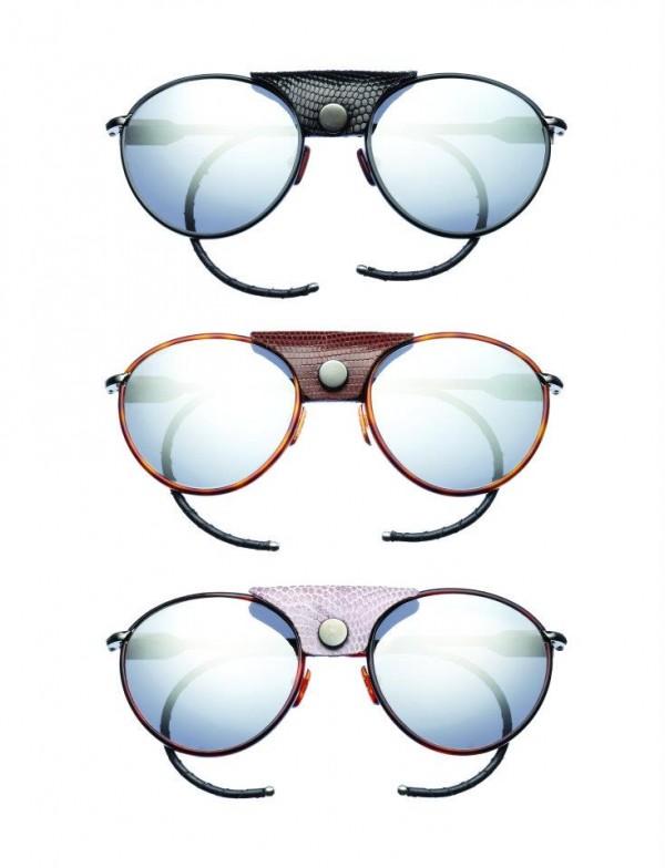 Proenza Schouler, Spring Runway Aviator Sunglasses