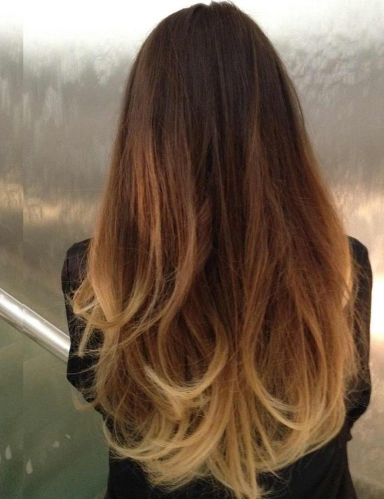 Ombre Hair, or ..Two Toned Hair!