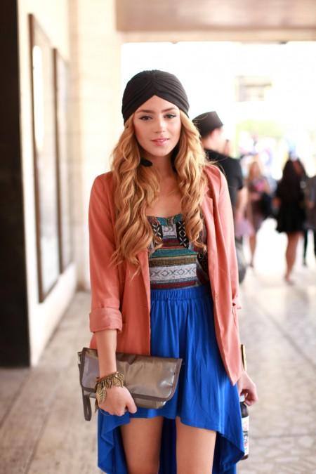Turbans! Summer Trend Alert.