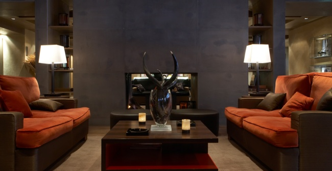 Hotel Cheval Blanc, Courchevel 1850 by LVMH Hospitality.