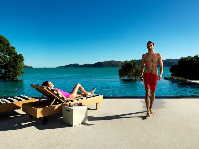 Qualia Resort.Great Barrier Reef.