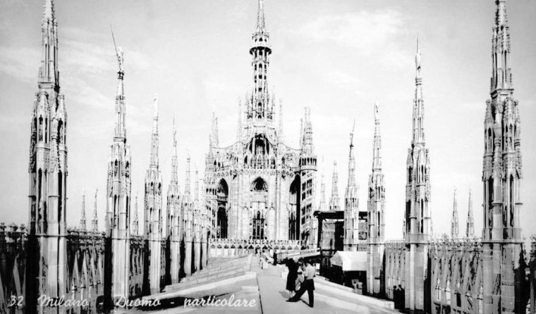 vintage-photos-of-milan-italy-duomo-cathedral-roof-top-gal-5